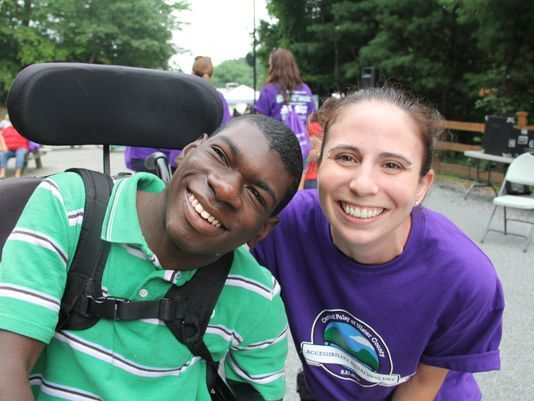 Dating a man with cerebral palsy