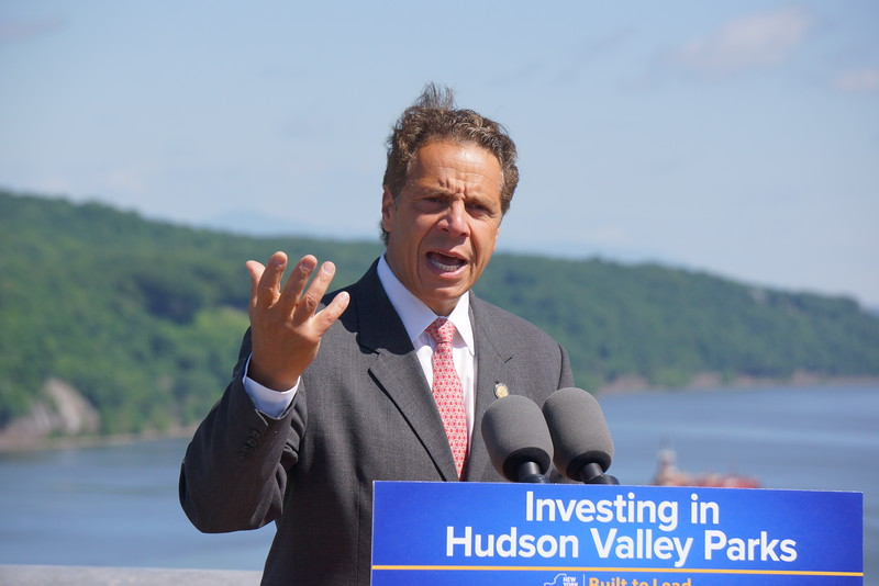 Walkway Cuomo - credit William Kemble - Daily Freeman