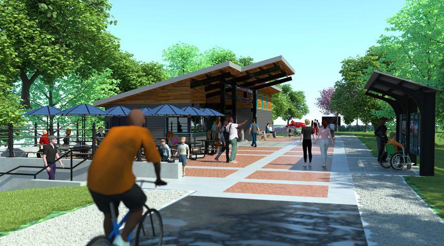 Poughkeepsie Journal: Walkway gets $500K grant for visitor