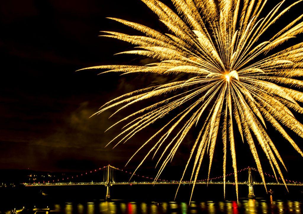 SSN 2017 Fireworks
